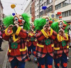 Karneval in Basel