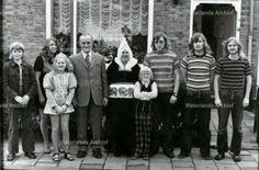 Kras. Cornelis x Aal Voortman. Gezin. #NoordHolland #Volendam