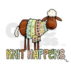 Now if I could only figure out how to make knit happen while I'm also on Pinterest!