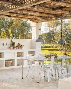 Minimal House Design, Minimal Home, Ibiza, Porches, Villas, Casa Petra, Bali House, Terrace Design, Flat Ideas