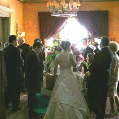 The Belvedere Mansion is a truly romantic place for  a wedding. In fact, the original mansion was a wedding gift from Captain Pawling to his bride! Civilized country elegance, complete privacy and Hudson River and Catskill Mountain views complete the picture!