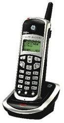 GE-25866GE3 by GE. $17.77. - General Electric 5.8GHz accessory handset- GE 5.8GHz 2-Line accessory handset- For use with the GE-25865GE3- Caller ID, call waiting caller ID- 40# Caller ID history- 50# Phonebook- 3-Line backlit LCD- Redial/flash/mute/hold  - Line 1 and line 2 buttons- 2.5mm Headset jack- Call transfer- Intercom- Handset speakerphone-Handset volume control- Melody ringtones- Belt clip included- Wall mountable- 1 Year limited manufacturer's warran...