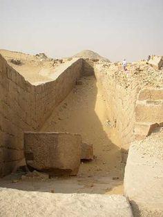 Saqqara : Ounas