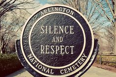 Arlington Cemetery.