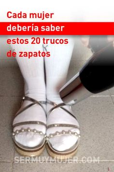 Cada mujer debería saber estos 20 trucos de zapatos ¡no te lo pierdas! Tap Shoes, Dance Shoes, Leopard Fashion, Power Girl, Life Hacks, Beauty Hacks, Dior, Womens Fashion, Vape Tricks