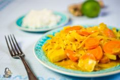 Winter Curry fruchtig und lecker