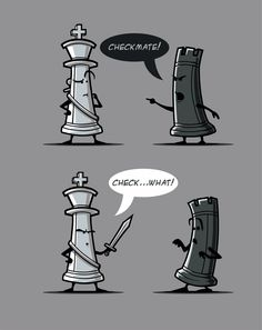 checkmate - fixed by ~Naolito on deviantART