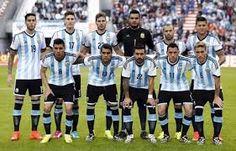 Equipo de Argentina.