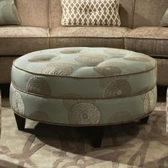 Found it at Wayfair - Esse Ottoman