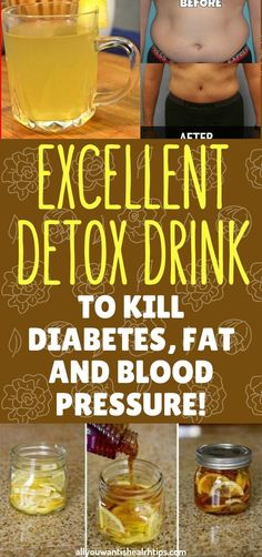 Detox Drink To Kill Fat, Diabetes And Blood Pressure Detox Drinks, Healthy Drinks, Healthy Tips, Healthy Foods, Diet Foods, Healthy Habits, Makeup Tricks, Diabetes, Natural Blood Pressure