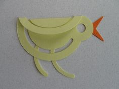 Spring Chick Creative Memories Punch System & Circle Tag Cartridge & Starburst Punch.
