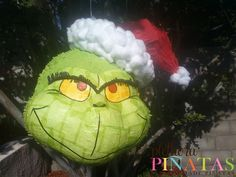 The Grinch Who Stole Christmas Pinata