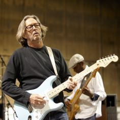 Eric Clapton being Eric Clapton/THE MANY FACES OF CLAPTON