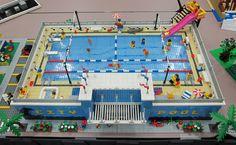 LEGO zwembad