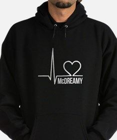 McDreamy Grey's Anatomy Hoodie for