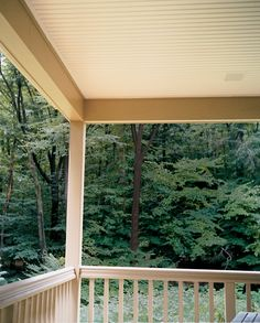 renewing a porch ceiling with fascia..... | our home renovations ... - Outdoor Patio Ceiling Ideas