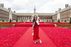 LONDON, ENGLAND - MAY 23:  Demi Moore attends Chelsea Flower Show press day at Royal Hospital Chelsea on May 23, 2016 in London, England. The prestigious gardening show features hundreds of stands and exhibition gardens.  (Photo by Jeff Spicer/WireImage) via @AOL_Lifestyle Read more: https://www.aol.com/article/entertainment/2017/06/13/demi-moore-toothless-selfie/22140333/?a_dgi=aolshare_pinterest#fullscreen