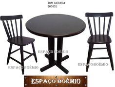 tamanho de mesas redondas com cadeiras - Pesquisa Google