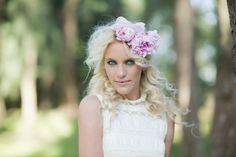 Styled Rustic Forest Wedding Shoot
