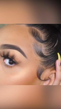 Big Box Braids Hairstyles, Hair Ponytail Styles, Slick Hairstyles, Baddie Hairstyles, Curly Hair Styles, Natural Hair Styles, Natural Hair Tutorials, Girls Natural Hairstyles, Curly Hair Tips