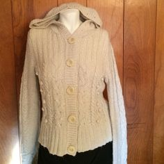 Very holiday Sweater. With the big buttons. In great condition. No stains or rips. Open to offers. Aeropostale Sweaters Cardigans