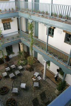 """Andalousie - Séville - """"Las Casas del Rey de Baeza"""""""