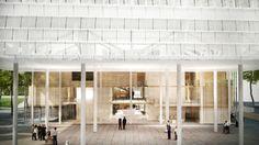 Gallery - City Municipal Office Complex / ECDM Architects - 10
