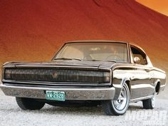1966 Dodge Charger - Cooks' Choice Charger - Mopar Muscle Magazine