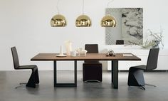 Table / lamps from Cattelan Italia