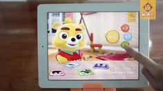 """NeoBear """"PopUp Zoo""""   小熊尼奥口袋动物园  PopUp Zoo offers an assortment of animal flashcards which can roar, fly, soar, swim, crawl, and more."""