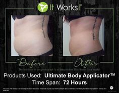 Skinny wrap!! Tighten and tone your body in 45 min