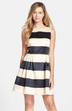 Classic Stripe Dress