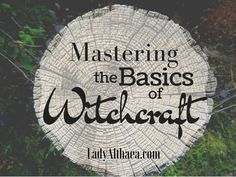 Regardless of whether you've been practicing for 2 years or 2 decades, there are specific skills that are continuously used within witchcraft. Strengthening these skills will make you a more competent witch and enable you to do advanced witchcraft.