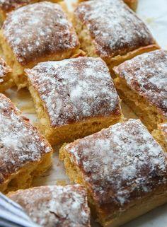 Bread Recipes, Baking Recipes, Cake Recipes, Snack Recipes, Snacks, Savoury Baking, Healthy Baking, Bread Baking, Scandinavian Food