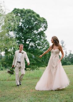 Rustic Virginia Wedding Photo Shoot From Jen Fariello Photography