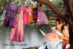 Fotografia profesional sesion princesas