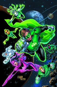 Green Lantern ®