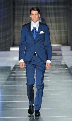 Cleofe Finati by Archetipo 2015 Fashion Show - 100% Made in Italy Men's Formal Wear #menswear #formalwear #suit #menstyle