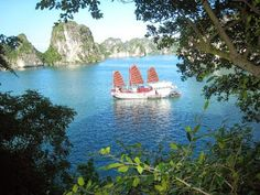 Bai Tu Long National Park, Vietnam - all the views of Ha Long, none of the tourists