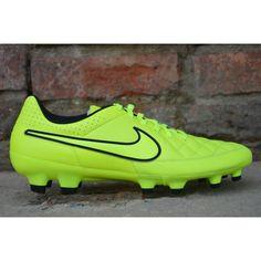 finest selection 12289 51d8b Buty lanki Nike Tiempo Genio Leather FG Numer katalogowy 631282-770 Piłka  Nożna
