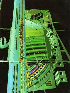 Alain Sarfati. Architecture D'Aujourd'Hui 258 September 1988: 71 | RNDRD