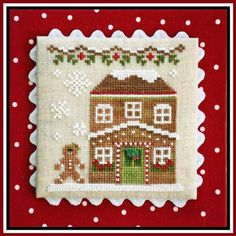 LaCasinaRoya.com ... New Gingerbread House 01