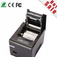 232.00$  Buy now - http://aliby4.worldwells.pw/go.php?t=32775118659 - Original xp-q200 Mini 80mm Low Noise POS Receipt Thermal Printer with USB Port EU PLUG 232.00$