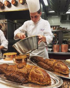 Paul Bocuse - The vocation, it's to have his job for passion.
