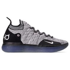 a1035a7c2efc 2018 Off-White x Nike KD 11 Black White-Orange Men s Basketball ...