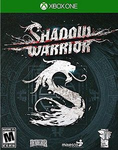 Shadow Warrior is bold reimagining of the cult classic shooter. Blending the viciously over-the-top gunplay of its predecessor with the elegant precision of the powerful katana, Shadow Warrior is an imaginative take on the classic arcade-style shooter. Newest Playstation, Ps4 Or Xbox One, Xbox 1, Xbox 360 Video Games, Latest Video Games, Xbox One Games, Ps4 Games, Games Consoles, The Sword