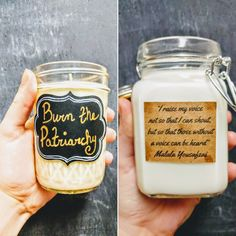 Friends, with your help I've been able to donate $40 to woman-friendly nonprofits in the first two months of my shop being open. Thank you for your support!!! These have been the 2 most popular candles - snag yours now!