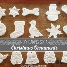 Merry Christmas, Christmas Ornaments, Baking Soda, Wraps, Desserts, Fun, Photos, Instagram, Basteln