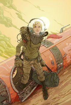 David Malan #sciencefiction #future #фантастика #scifi