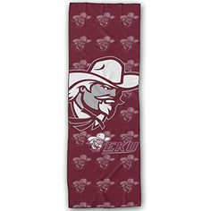 Eastern Kentucky Colonels Logo Yoga Mat Towel *** Continue to the product at the image link.  This link participates in Amazon Service LLC Associates Program, a program designed to let participant earn advertising fees by advertising and linking to Amazon.com.